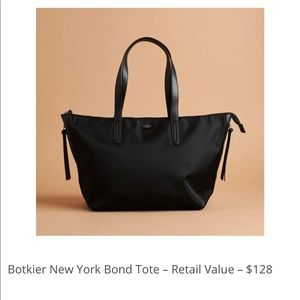 Botcher New York bond tote NEW